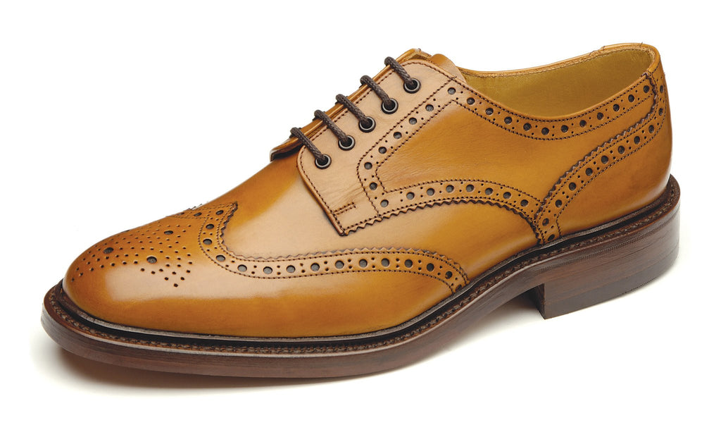 Chester 2 Loake-Mens-LOAKE SHOES-Tan-5½-F-Logues Shoes