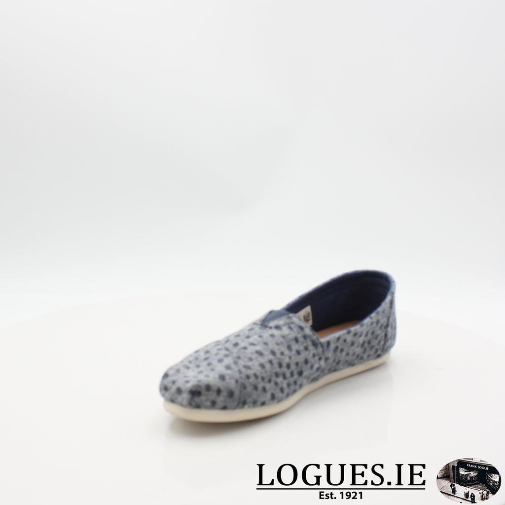 SEASONAL CLASSIC TOMS 18COMFORT CASUALLogues ShoesNAVY 10011652 / 5 UK =7 US