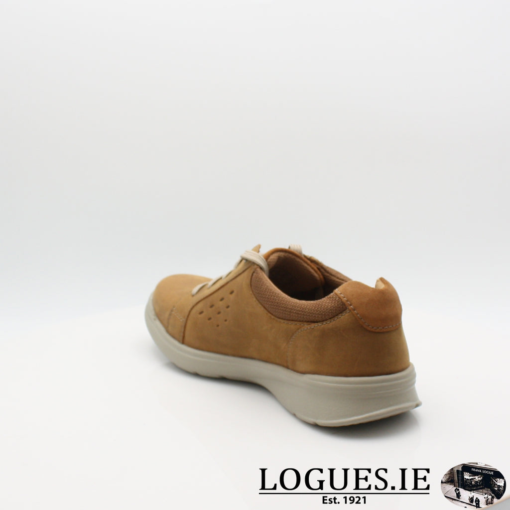 Cotrell Stride  CLARKS, Mens, Clarks, Logues Shoes - Logues Shoes.ie Since 1921, Galway City, Ireland.