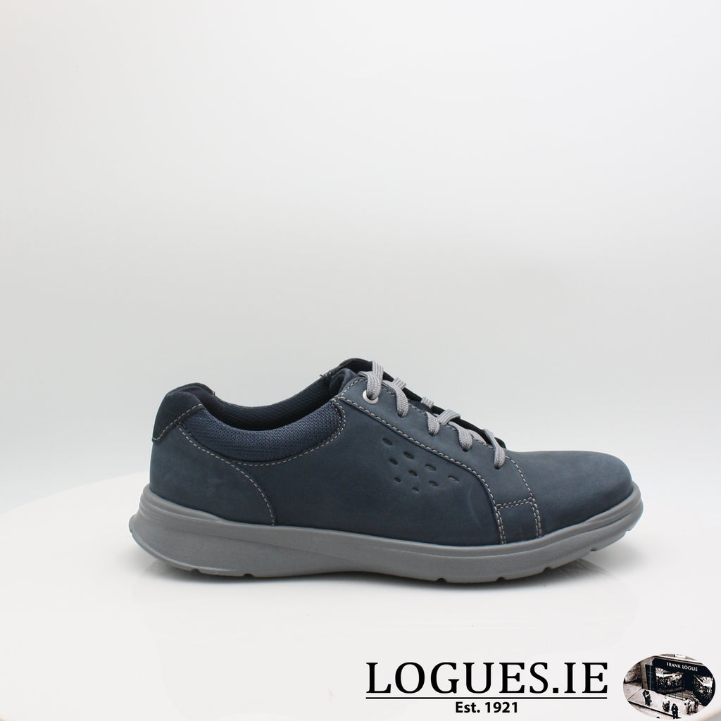 CLA Cotrell Stride, Mens, Clarks, Logues Shoes - Logues Shoes.ie Since 1921, Galway City, Ireland.