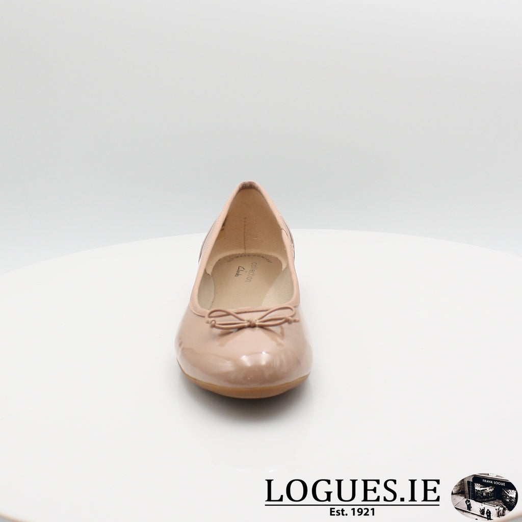 Couture Bloom CLARKS, Ladies, Clarks, Logues Shoes - Logues Shoes.ie Since 1921, Galway City, Ireland.