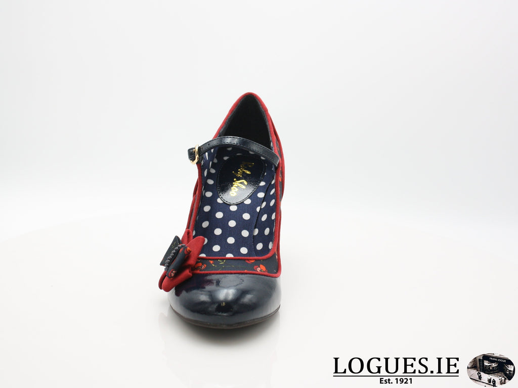 CAMILLA 09237 RUBY SHOOLadiesLogues ShoesNAVY / 39 = 6 UK