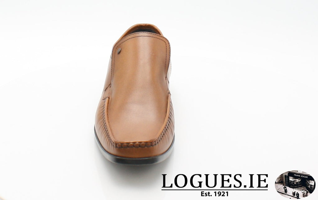 CARNOUSTIE BASE LONDON SS18-SALE-base london ltd-TAN WAXY-44 = 9.5/10 UK-Logues Shoes
