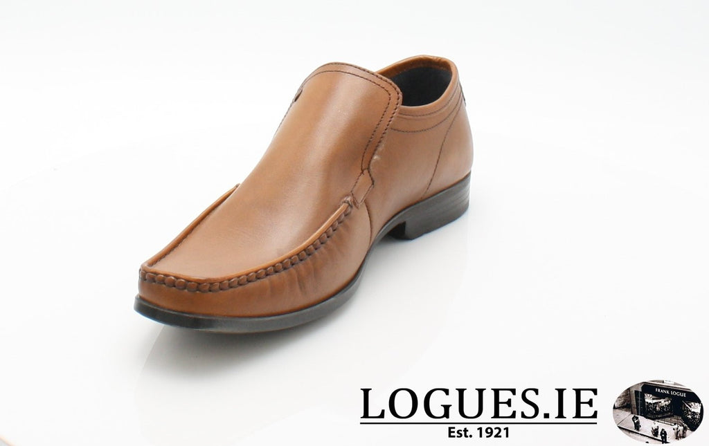 CARNOUSTIE BASE LONDON SS18-SALE-base london ltd-TAN WAXY-45 = 10/10.5 UK-Logues Shoes