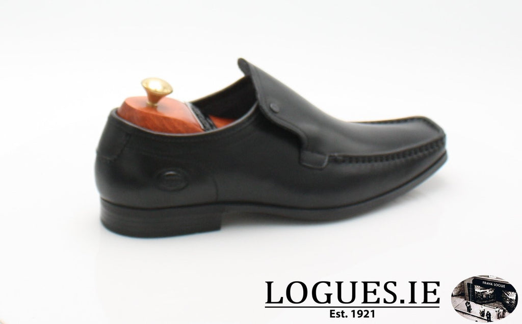 CARNOUSTIE BASE LONDON SS18-SALE-base london ltd-BLACK WAXY-49 = 14 UK-Logues Shoes