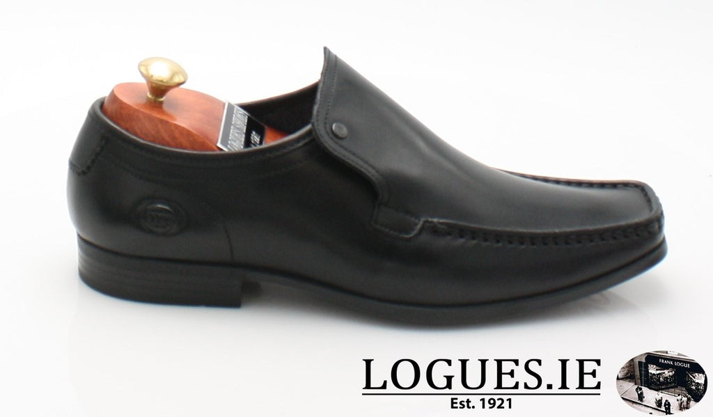 CARNOUSTIE BASE LONDON SS18-SALE-base london ltd-BLACK WAXY-40 = 6.5 UK-Logues Shoes