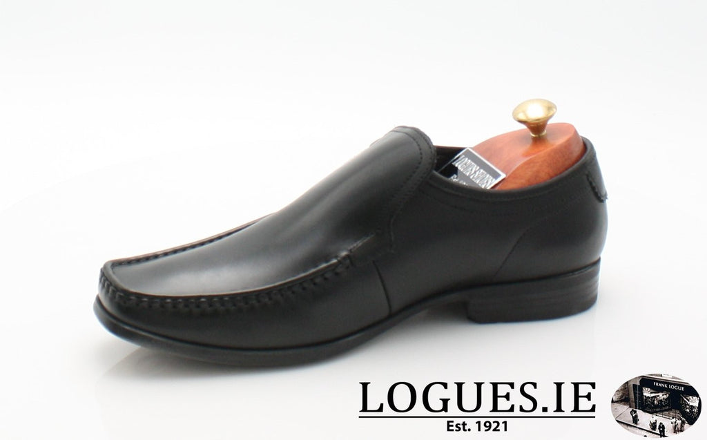 CARNOUSTIE BASE LONDON SS18-SALE-base london ltd-BLACK WAXY-44 = 9.5/10 UK-Logues Shoes