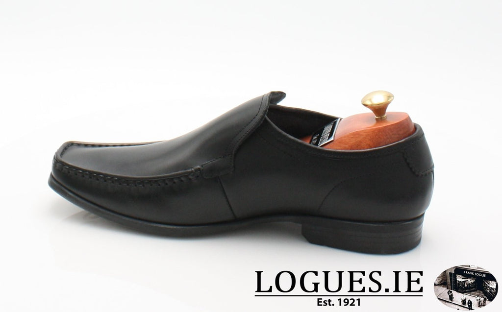 CARNOUSTIE BASE LONDON SS18-SALE-base london ltd-BLACK WAXY-45 = 10/10.5 UK-Logues Shoes