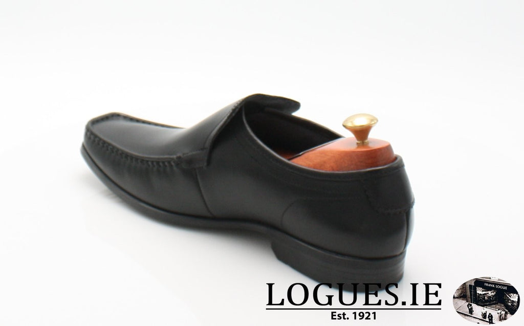CARNOUSTIE BASE LONDON SS18-SALE-base london ltd-BLACK WAXY-46 = 11 UK-Logues Shoes