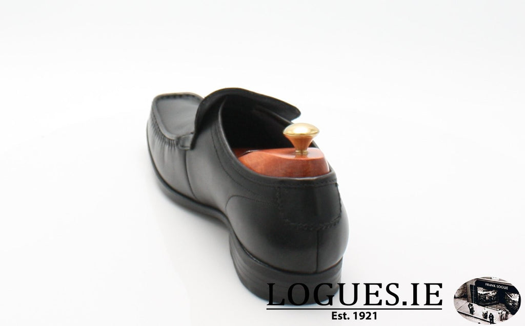 CARNOUSTIE BASE LONDON SS18-SALE-base london ltd-BLACK WAXY-47 = 12 UK-Logues Shoes
