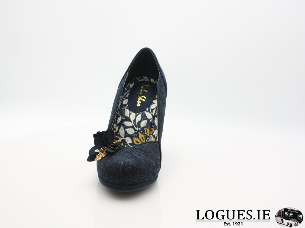 CHARLIE 09215 RUBY SHOO-Ladies-RUBY SHOO-NAVY-39 = 6 UK-Logues Shoes