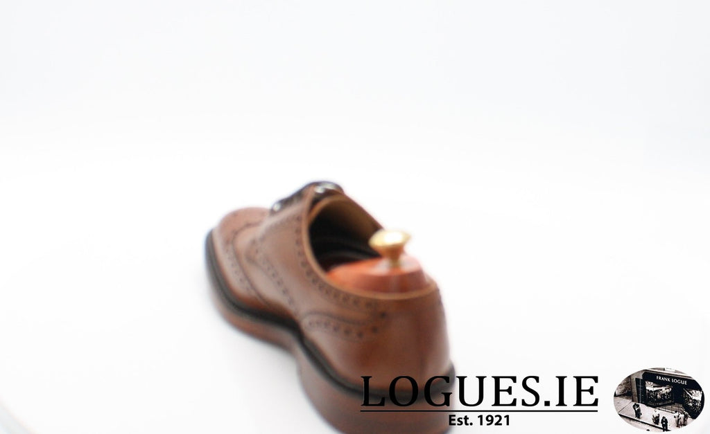 Chester Loake-Mens-LOAKE SHOES-Mahogany-11½-F-Logues Shoes