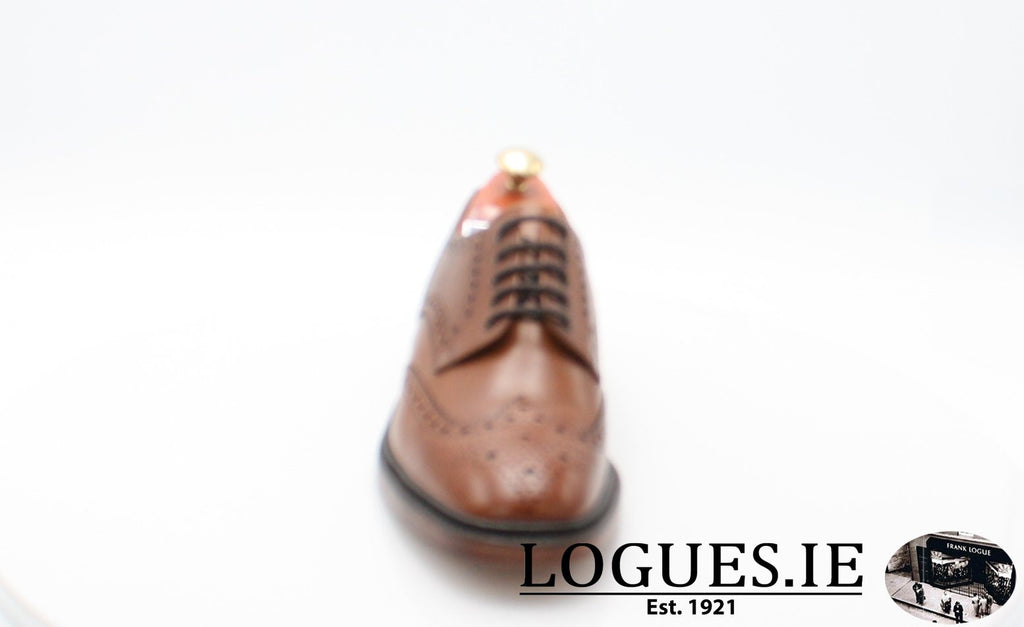 Chester Loake-Mens-LOAKE SHOES-Mahogany-8½-F-Logues Shoes