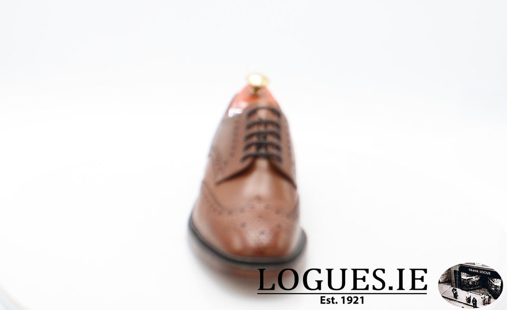 Chester Loake-Mens-LOAKE SHOES-Mahogany-9-F-Logues Shoes