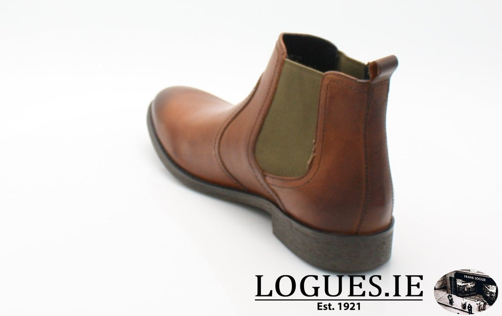 COMBUST BASE LONDON SS18-SALE-base london ltd-TAN WAXY-45 = 10/10.5 UK-Logues Shoes
