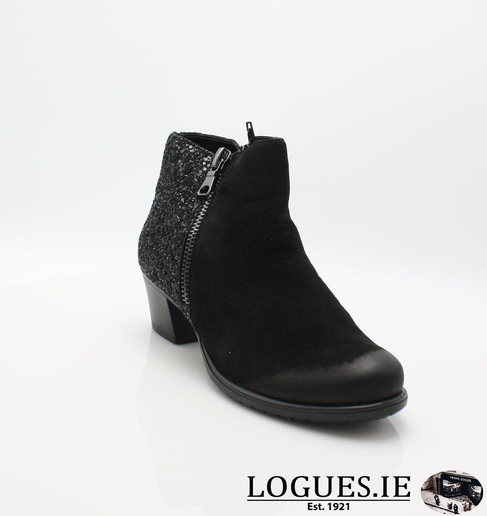 RKR D3187-SALE-RIEKIER SHOES-2 Schwarz/Nero-38-Logues Shoes