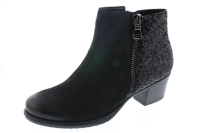 RKR D3187-SALE-RIEKIER SHOES-2 Schwarz/Nero-36-Logues Shoes
