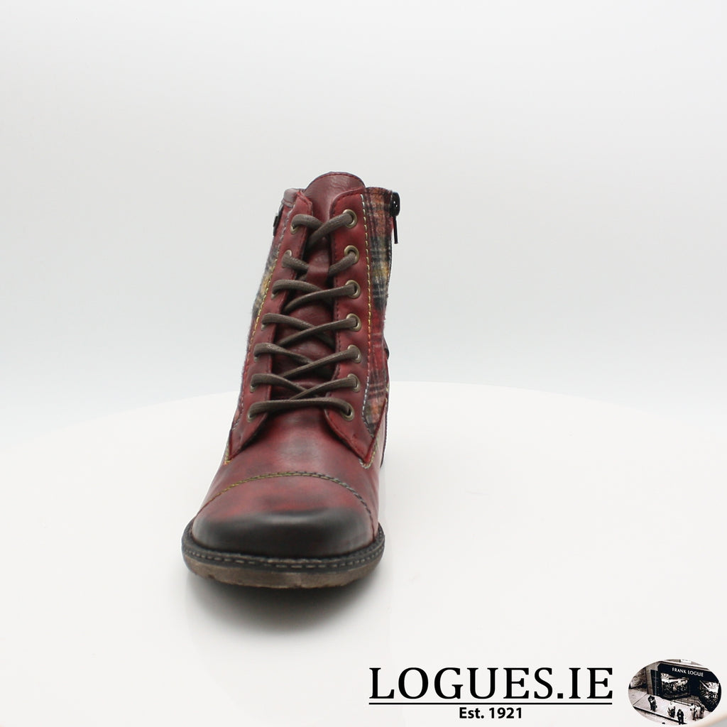 D4354 RIEKER 19, Ladies, RIEKIER SHOES, Logues Shoes - Logues Shoes.ie Since 1921, Galway City, Ireland.