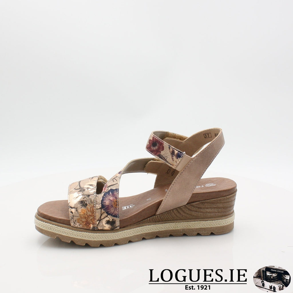 D6358  REMONTE 19LadiesLogues Shoesmulti 31 / 40