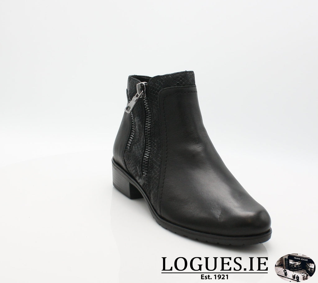 RKR D6870LadiesLogues Shoesschwa/schw 01 / 37