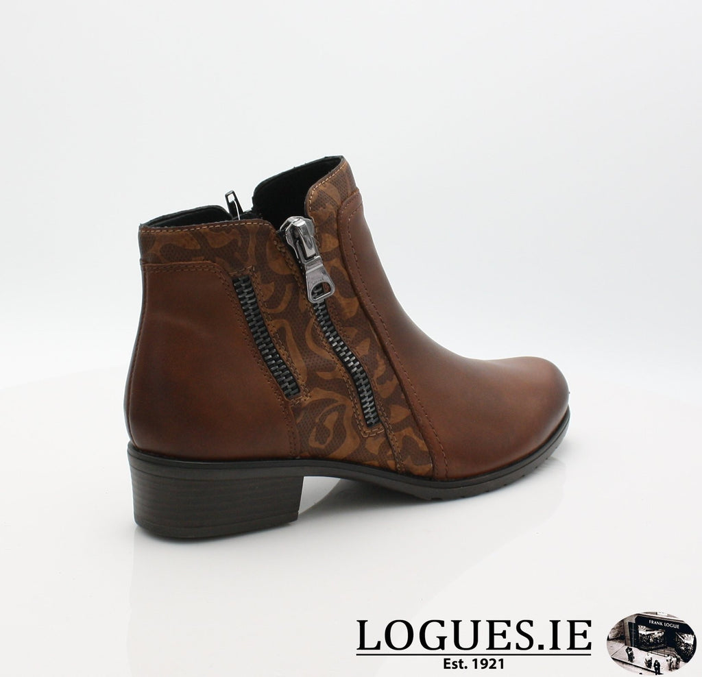 RKR D6870LadiesLogues Shoeschestnut/chestnut 22 / 42