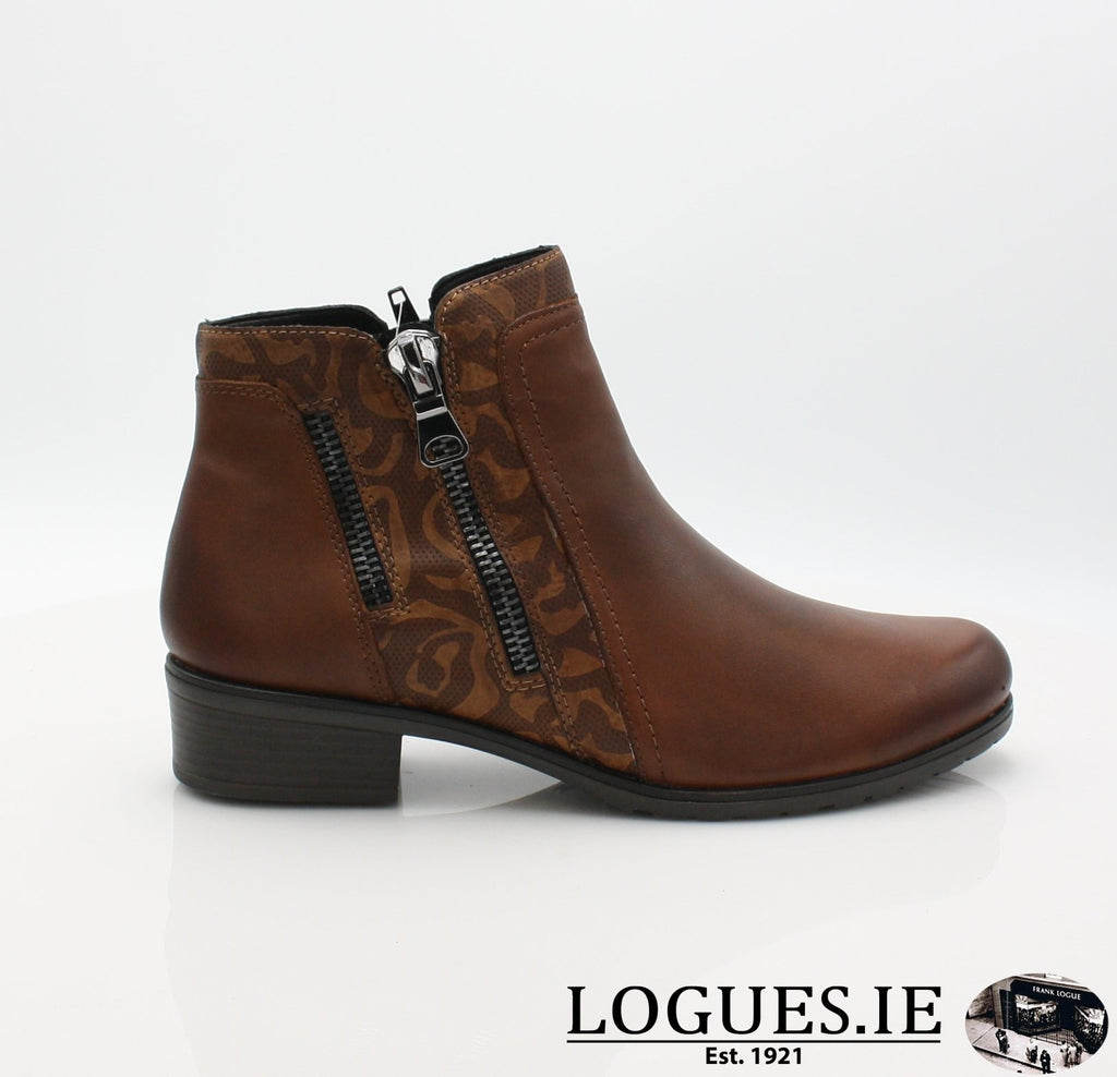 RKR D6870LadiesLogues Shoeschestnut/chestnut 22 / 36