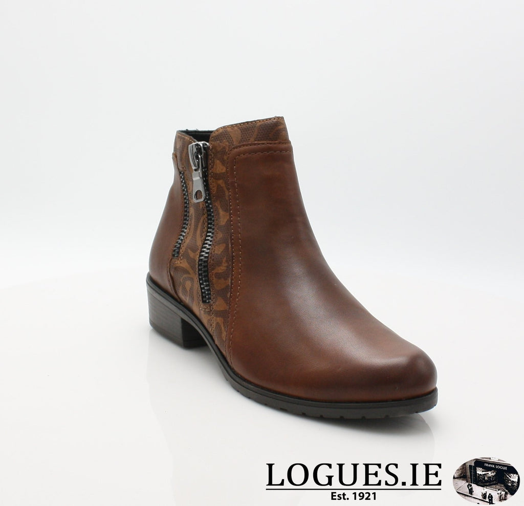 RKR D6870LadiesLogues Shoeschestnut/chestnut 22 / 37