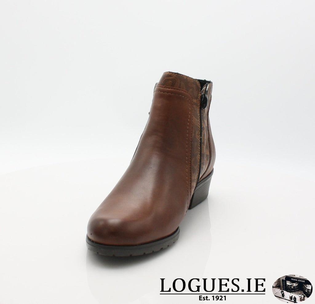 RKR D6870LadiesLogues Shoeschestnut/chestnut 22 / 38