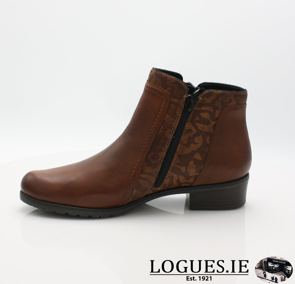 RKR D6870LadiesLogues Shoeschestnut/chestnut 22 / 39