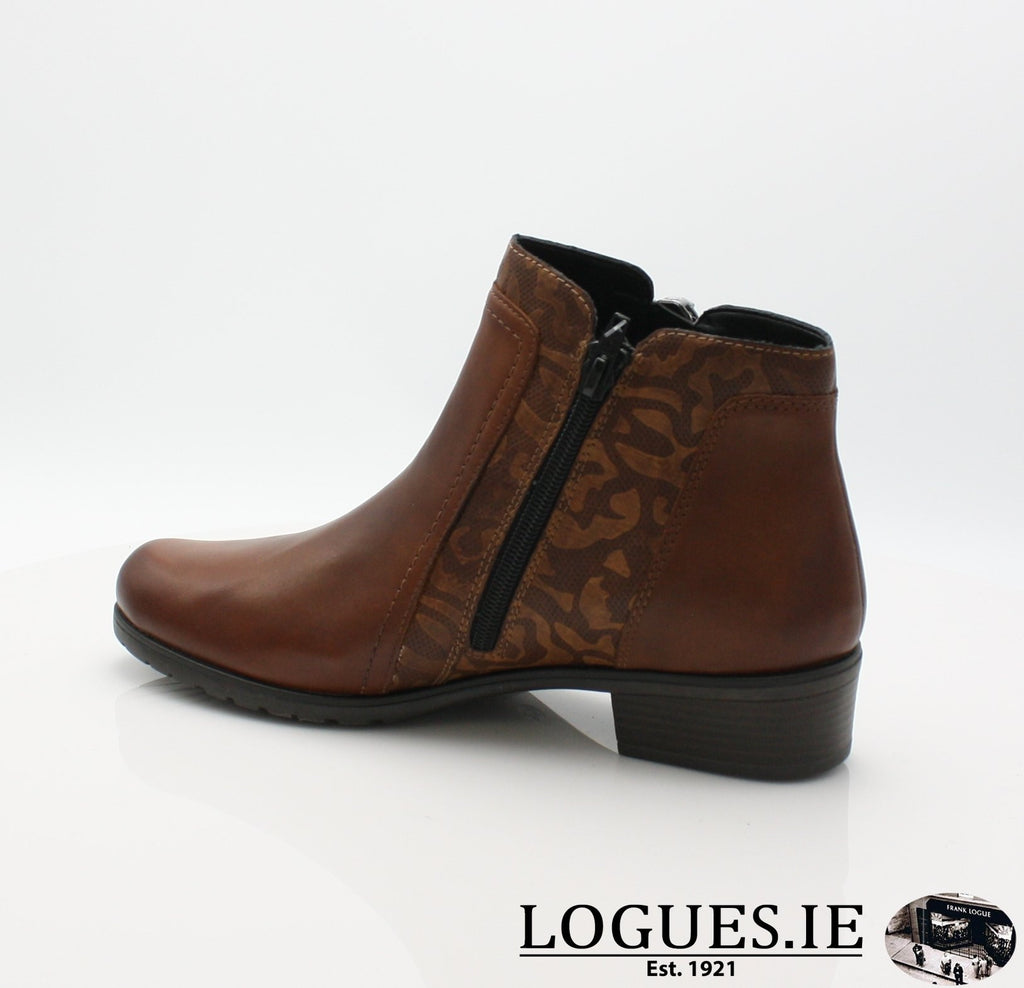 RKR D6870LadiesLogues Shoeschestnut/chestnut 22 / 40