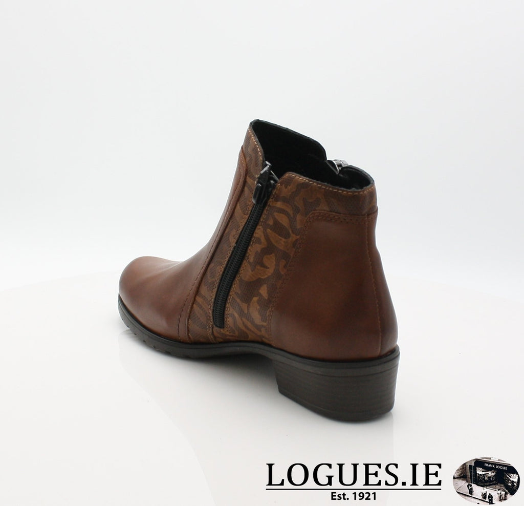 RKR D6870LadiesLogues Shoeschestnut/chestnut 22 / 41