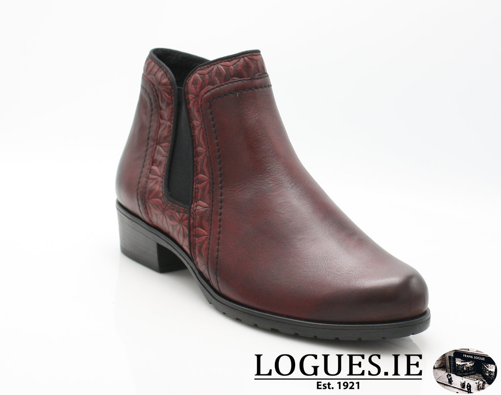 RKR D6873LadiesLogues Shoes