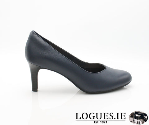CLA Dancer NolinLadiesLogues ShoesNavy Leather / 040 / D