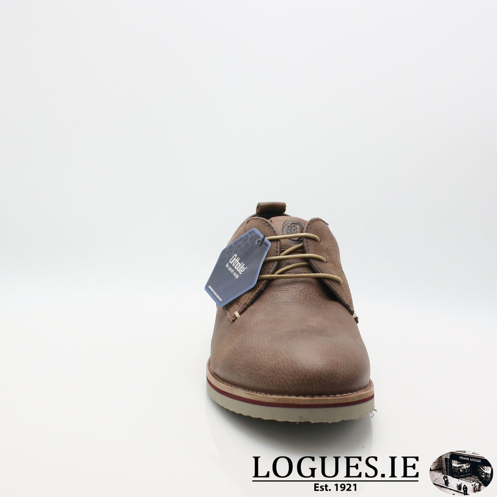 DRISCOLL BASE LONDON S19-Mens-base london ltd-BROWN-6 UK -39 EU-7 US-Logues Shoes