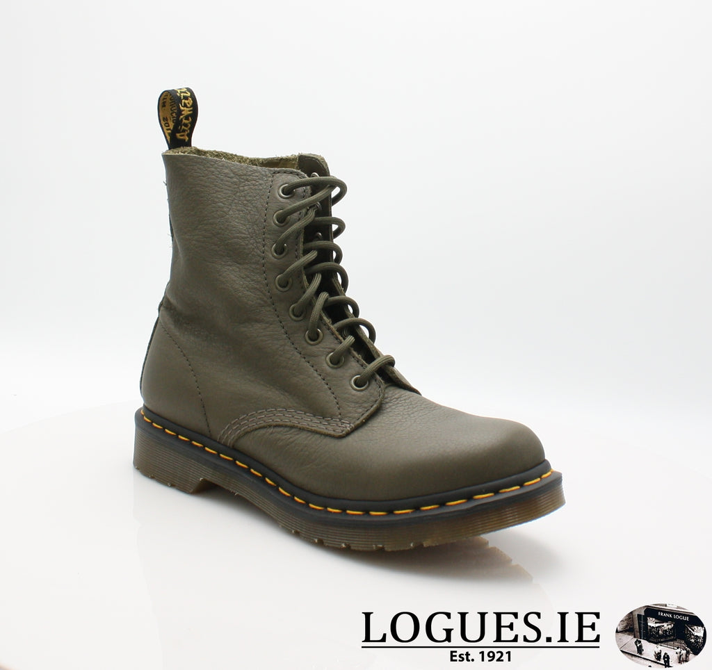 PASCAL 13512 DR MARTENSLadiesLogues ShoesKHAKI 272 / 4
