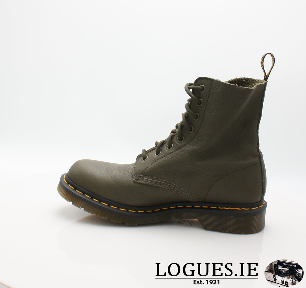PASCAL 13512 DR MARTENSLadiesLogues ShoesKHAKI 272 / 9