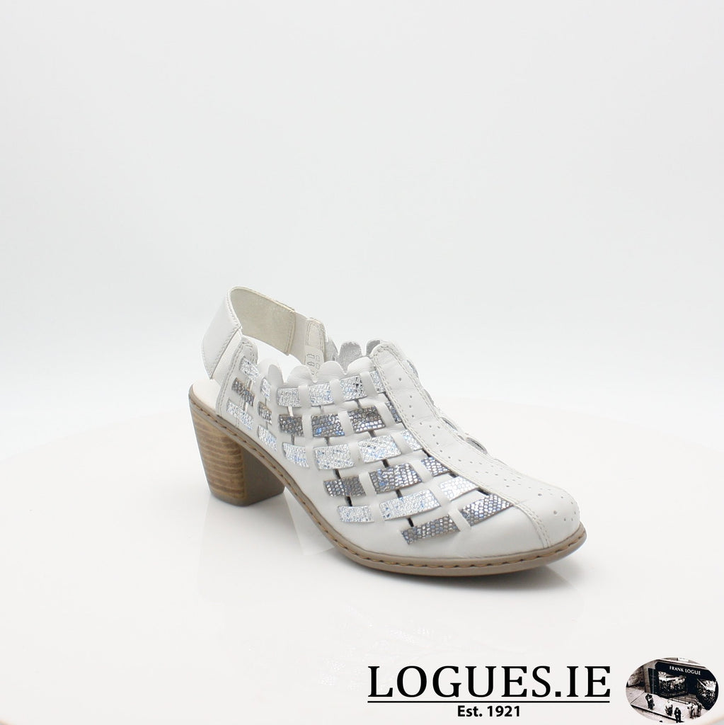 DUB Emica 1574LadiesLogues Shoes00 White / 38