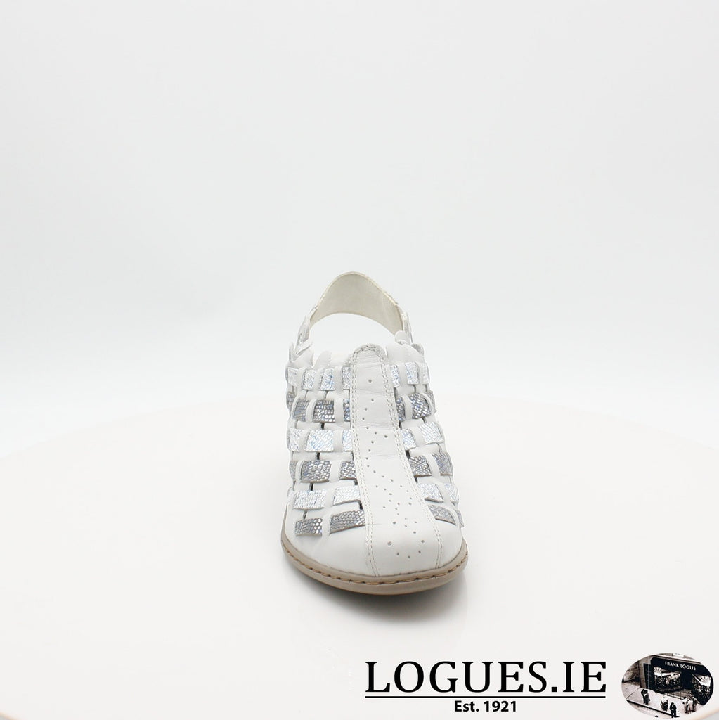 DUB Emica 1574LadiesLogues Shoes00 White / 39