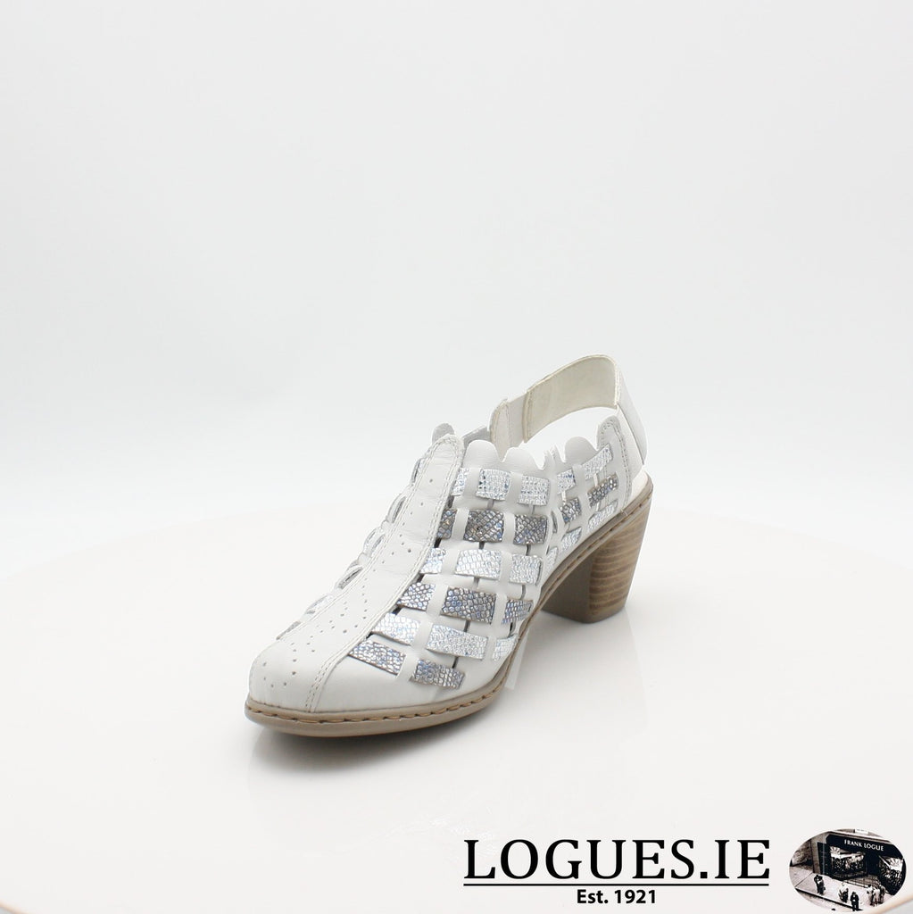 DUB Emica 1574LadiesLogues Shoes00 White / 40