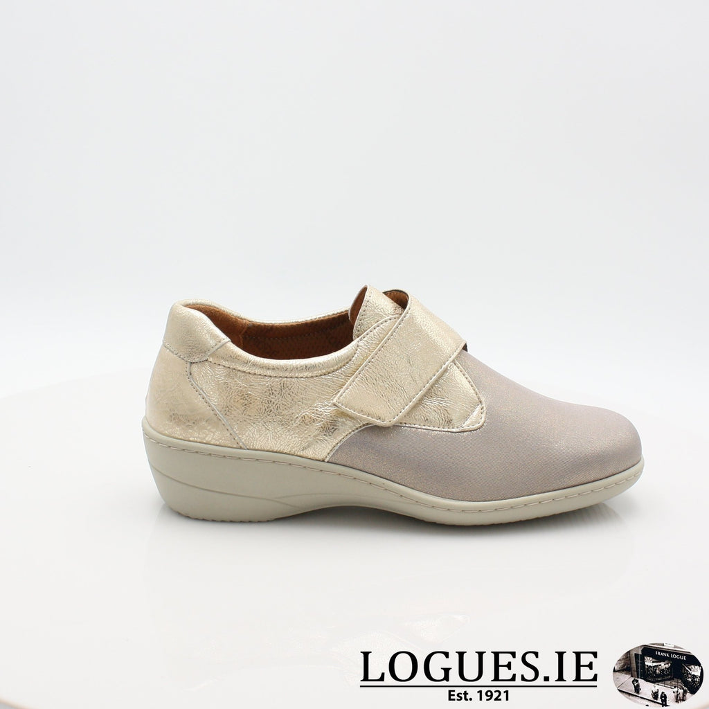 ELEANOR SOFTMODE S19LadiesLogues ShoesGOLD / 8.5 UK-42.5 EU- 11 US