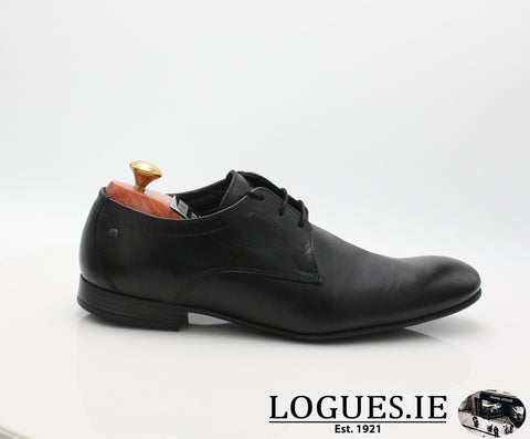 ELGAR BASE LONDON SS18MensLogues ShoesBLACK / 40 = 6.5 UK