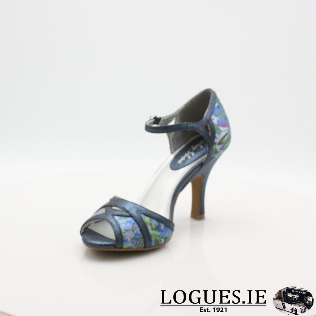 ELIZA RUBY SHOO S19-Ladies-RUBY SHOO-BLUE-3 UK- 36 EU - 5 US-Logues Shoes