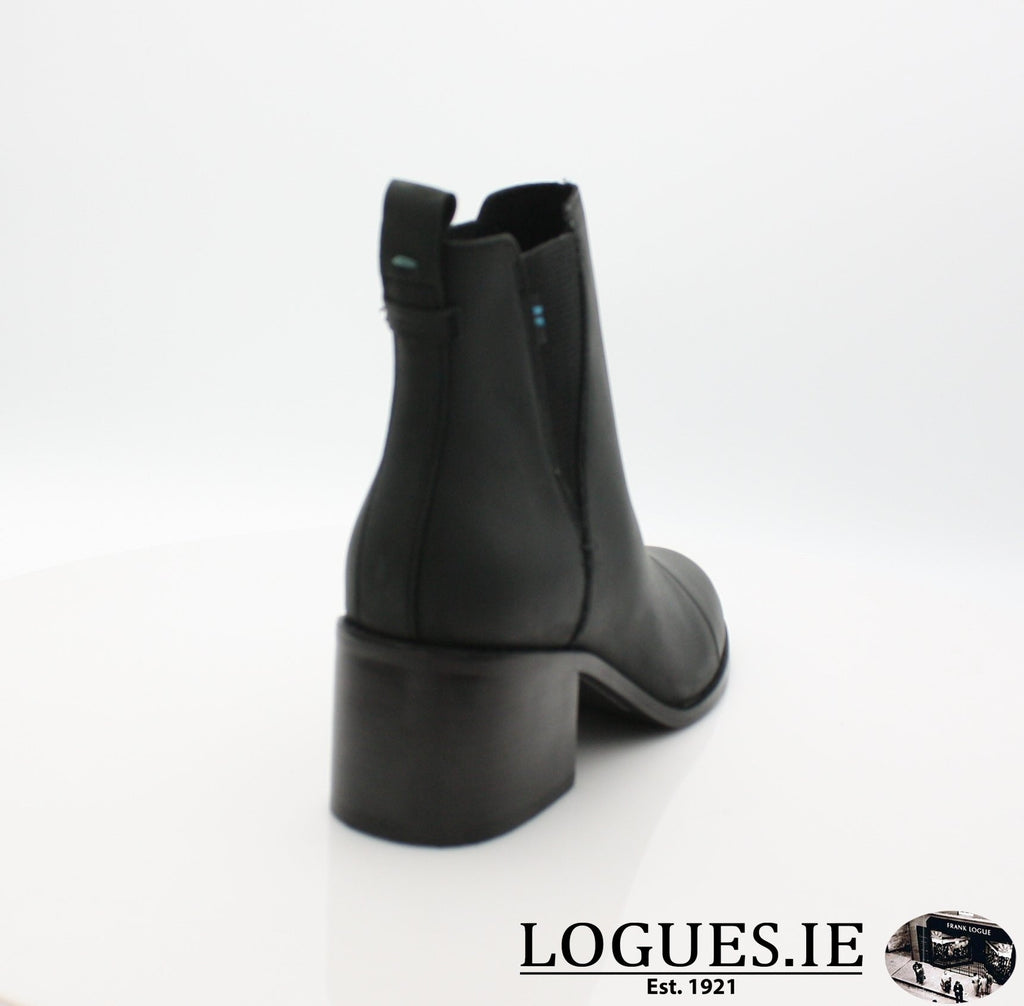 ESME BOTIELadiesLogues ShoesBLACK LEATHER / 7.5 UK = 9.5 US