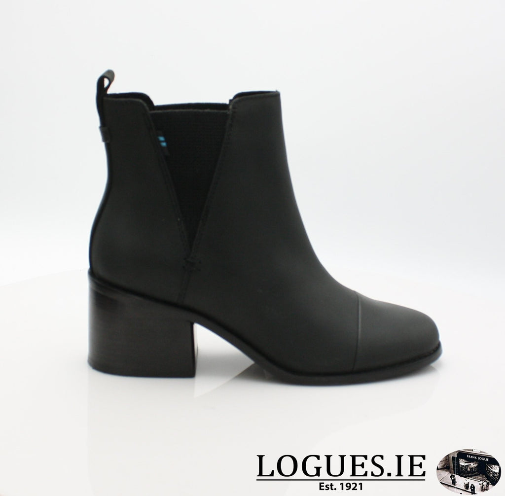ESME BOTIELadiesLogues ShoesBLACK LEATHER / 4 UK = 6 US