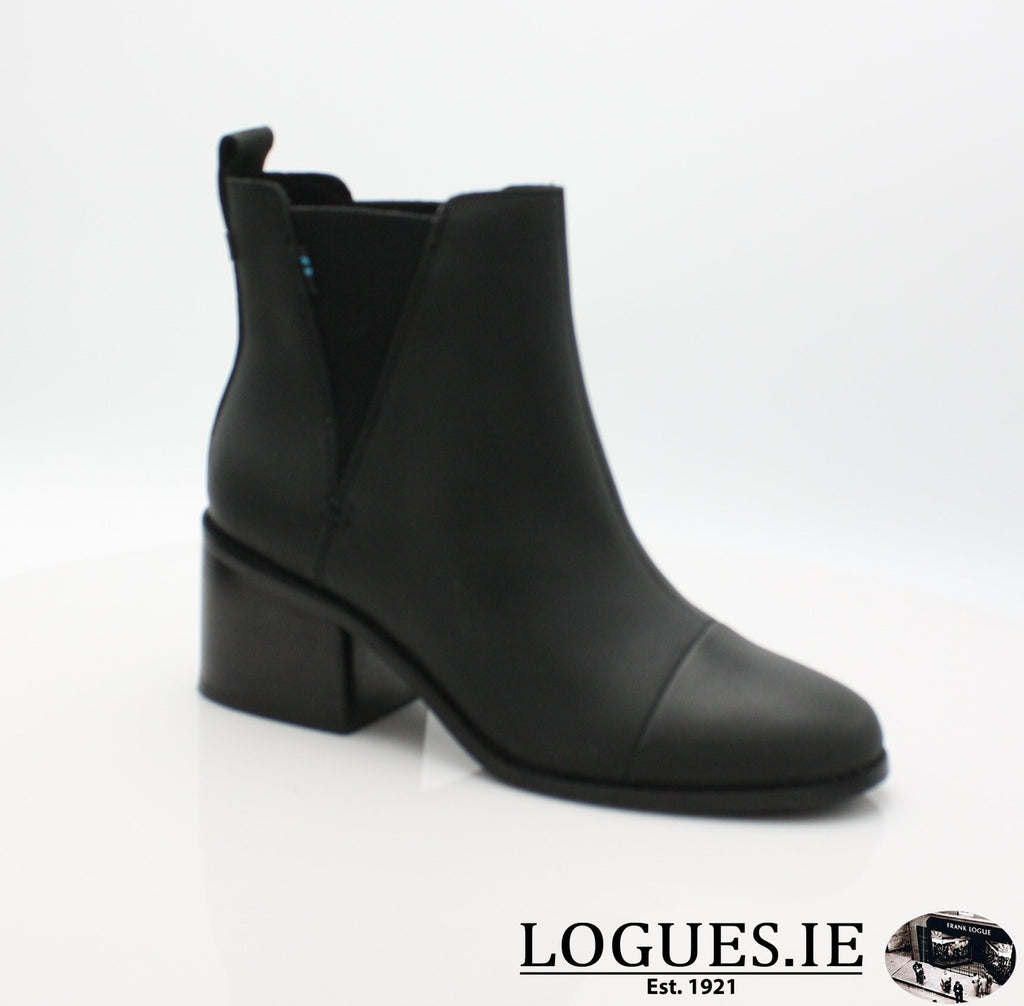ESME BOTIELadiesLogues ShoesBLACK LEATHER / 4.5 UK = 6.5 US