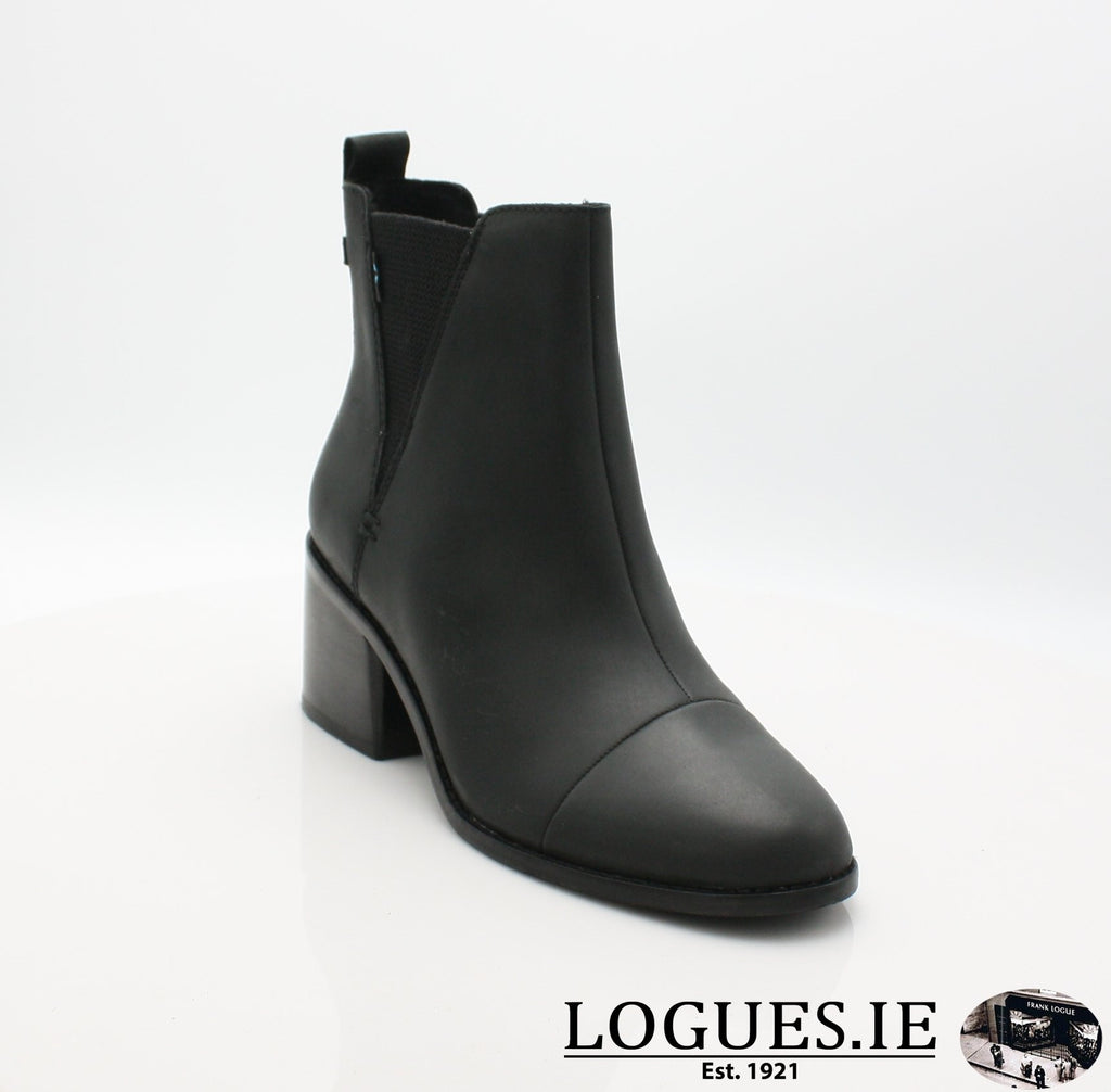 ESME BOTIELadiesLogues ShoesBLACK LEATHER / 5 UK =7 US