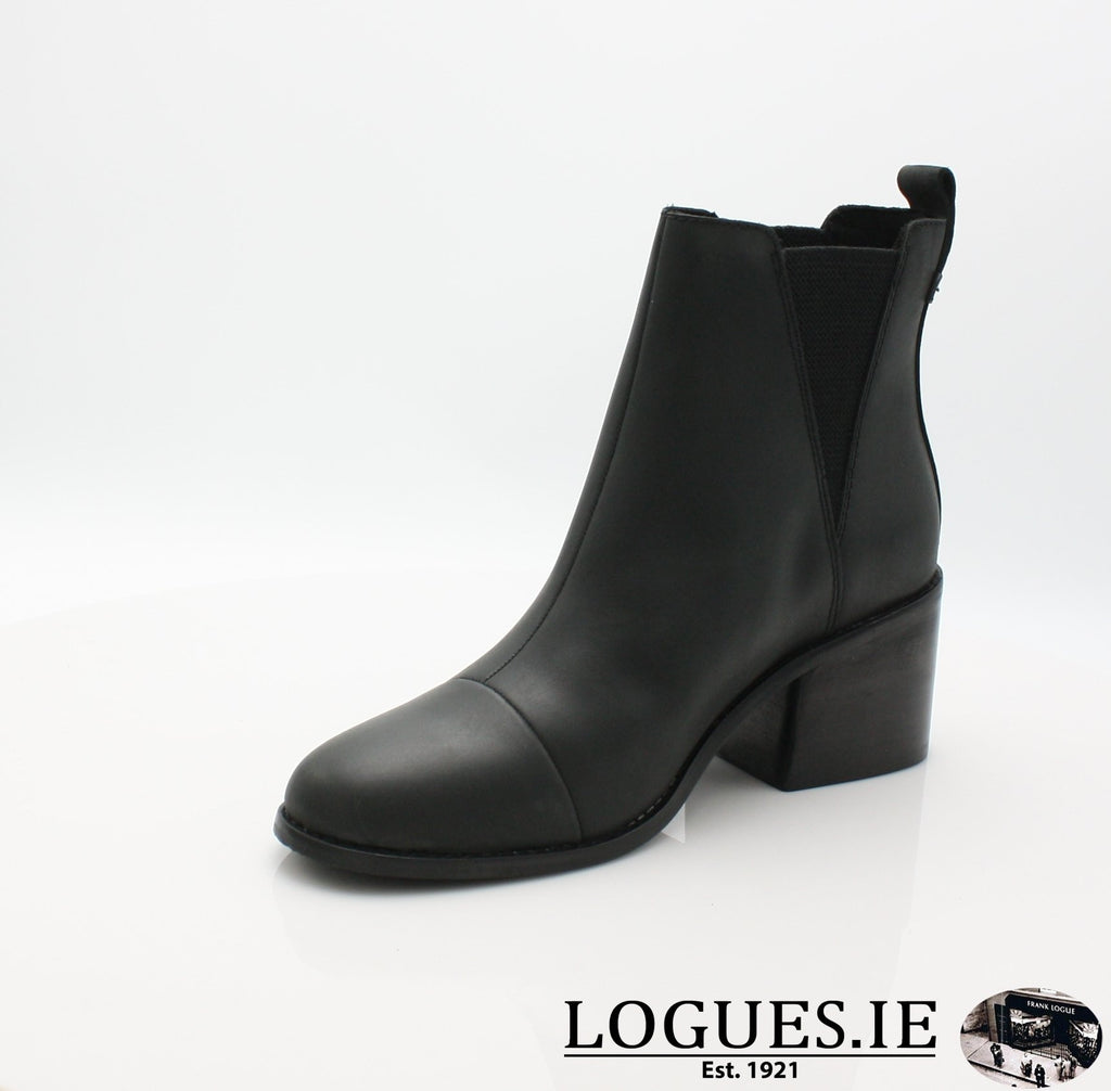 ESME BOTIELadiesLogues ShoesBLACK LEATHER / 6 UK = 8 US