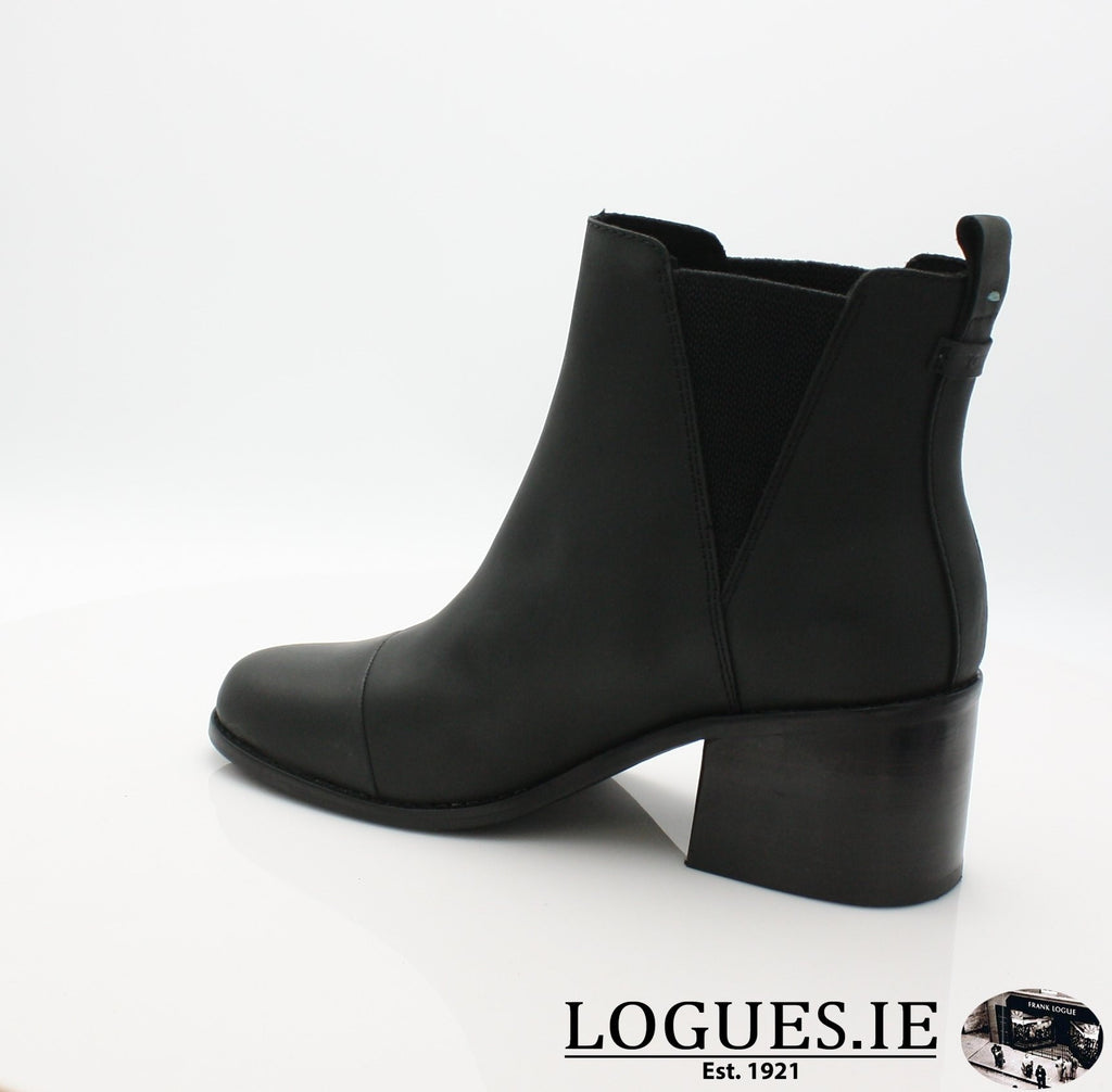 ESME BOTIELadiesLogues ShoesBLACK LEATHER / 6.5 UK = 8.5 US