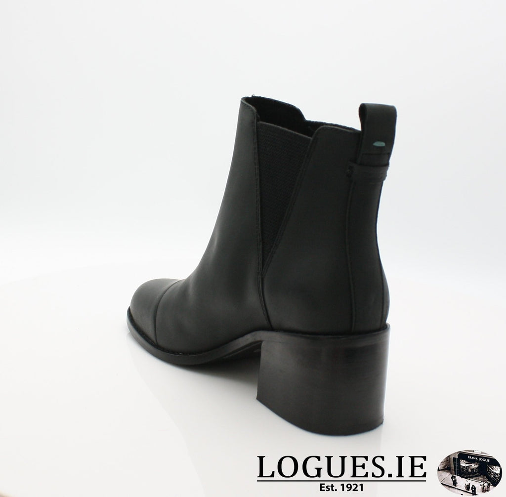 ESME BOTIELadiesLogues ShoesBLACK LEATHER / 7 UK = 9 US