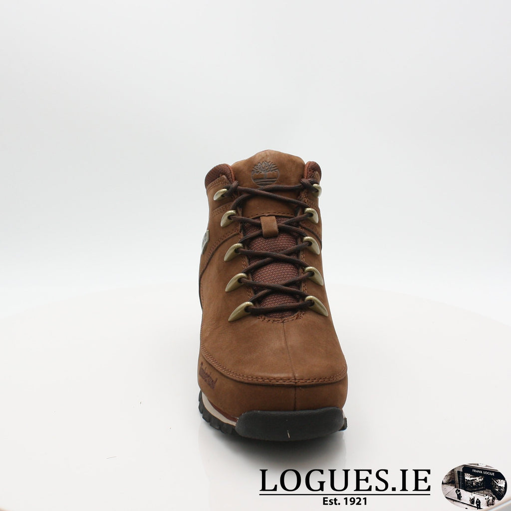 EURO SPRINT HIKER S19MensLogues ShoesDARK BROWN / 8 US   =7.5 UK